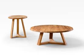 tripod coffee side table