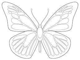 Free Butterfly Printable - Art Projects for Kids
