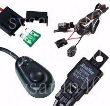 maserati quattroporte car truck fog driving lights relay harness wire kit led on off switch for fog lights hid for maserati fits maserati quattroporte
