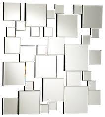 contemporary wall mirrors decorative design