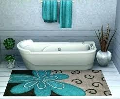 navy blue bathroom rugs awesome bath rug size chart bathroom rug sizes bath rugs bathroom rugs