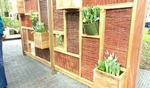 privacy panels for deck outdoor wall by decks screen canada f