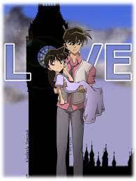Detective Conan/Case Closed - Shinichi and Ran by Phantasma10203 on  DeviantArt