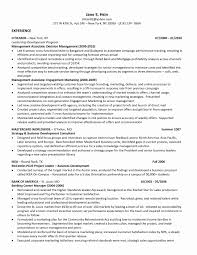Mccombs Resume Template Mccombs Resume Template Lovely Mc Bs Resume Template Resume 3