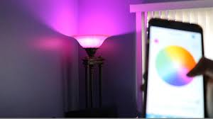 Hive Wake Up Light The Light Bulb That Changes Color Remotely From Your Smartphone