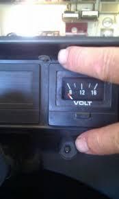 83 gl1100 aspencade indash volt meter • gl1100 information attachments