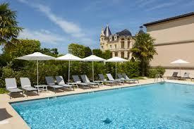 Hotel Des 2 Mondes Resort Spa Chateau Grand Barrail In Saint Emilion Book A Luxury Hotel Near