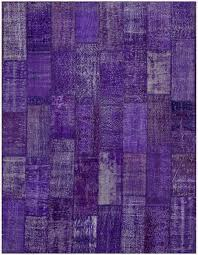 rugsville vintage patchwork overdyed purple wool rug 8 x 10 rugsville ping great deals on hand knotted rug rugsville in
