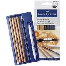 """<b>Набор художественный Faber-Castell</b> """"Классический"""" 6 ..."""