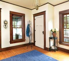 wood interior doors with white trim. Staining Interior Doors Stained Wood With White Trim