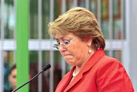 Resultado de imagen para Bachelet
