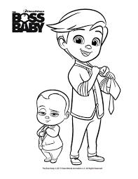Kleurplaten Baby Boy