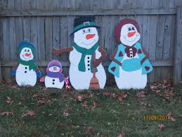 Free Wooden Christmas Yard Decorations Patterns Unique Inspiration