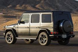 mercedes g wagon 2015. Contemporary Wagon 2015 MercedesBenz GClass New Car Review Featured Image Large Thumb5 Intended Mercedes G Wagon
