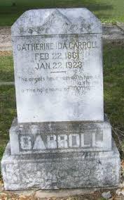 Catherine Ida Ford Carroll (1861-1923) - Find A Grave Memorial