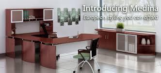 Modular fice Furniture Phoenix 8140