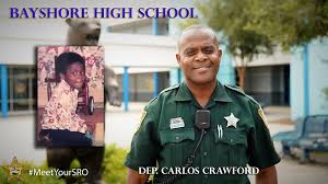 MEET YOUR SRO: Deputy Carlos Crawford is... - Manatee County Sheriff's  Office | Facebook