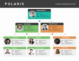 40 Organizational Chart Template Free Markmeckler Template