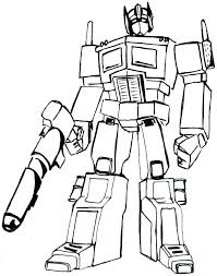 Bumblebee Transformer Coloring Pages Printable Transformers Coloring