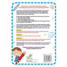 Kalimat sederhana secara umum adalah kalimat yang terdiri dari satu klausa. Anak Tk Dan Sd Kls 1 2 Belajar Menulis Rapi Shopee Indonesia