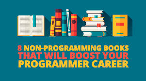 8 Non Programming Books That Will Boost Your Programmer Career