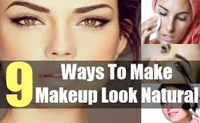 have you ever aimed for the no make up look that means you can make your skin look naturally flawless your lips naturally smooth and your eyes naturally