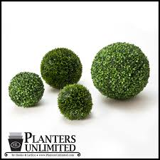 Decorative Topiary Balls