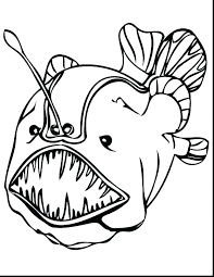 Fish Coloring Pages Best Coloring Pages 2018