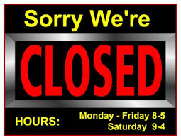 office will be closed sign template temporarily closed sign template office allowed photograph nor