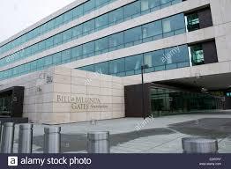 Der Hauptsitz von Bill & Melinda Gates Foundation in Seattle, Washington  Stockfotografie - Alamy