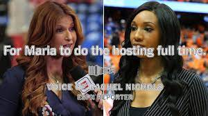 Rachel Nichols flames ESPN in Leaked ...
