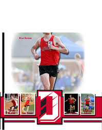 2012 Davidson Men's Track & Field Media Guide by Marc Gignac - issuu