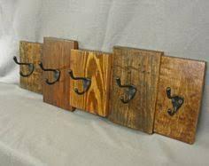Cabin Coat Rack Rustic wooden coat rack reclaimed wood cabin decor wallmounted 11
