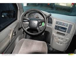 2004 Chevrolet Astro Cargo Van Dashboard Photos | GTCarLot.com