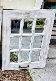 Möbel Wohnen Dekoration Rustikale Weiß Fensterscheibe Design Stil