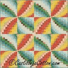 Bargello Quilt Patterns Beauteous Bargello Pinwheels Quilt Pattern CJC48 Advanced Beginner Home