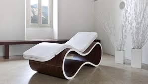Quirky Living Room Furniture Quirky Black And White Modern Design Chaise Lounge Can Be Applied