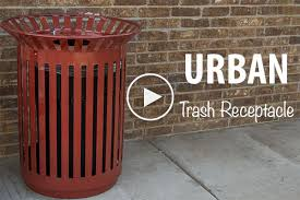 commercial outdoor trash cans. Commercial Outdoor Trash Cans In Utah R