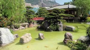 Japanese Garden Monaco Japanese Garden Jardin Japonais Hd Videoturysta