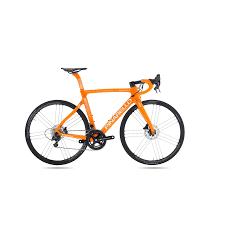 2018 Pinarello Gan Disc 105 Orange White Size 53
