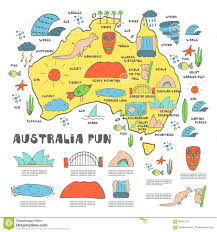 maps update  travel australia tourist map best of touring