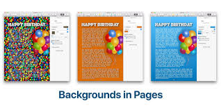 Change Background Of Pic How To Change Background Color In Pages 9to5mac