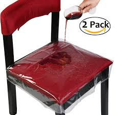 Shop Amazoncom Dining Chair Slipcovers - Leaky faucet bathroolearn leather dining room chairs on sale