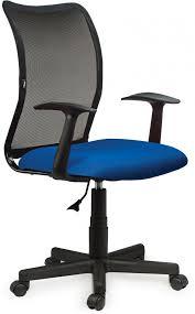 Офисное <b>кресло BRABIX Spring</b> MG-307 (черно-синий)