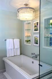 chandelier over bathtub chandelier over tub