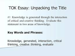 essay on thinking critical thinking essay writing essay on  essay on thinking essay unpacking the title essay thinking globally essay on thinking