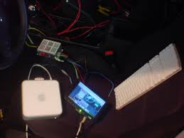 mac mini carputer install mazda  the moment of truth the first test of power supply mac mini and xenarc 700tsv monitor being powered off the car s battery