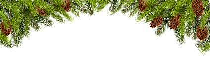 Pine Branches For Decoration Christmas Pine Branch Decoration Png Clip Art Image Gallery