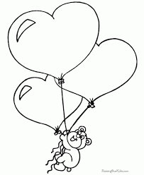 free preschool hearts coloring pages to print t77ha