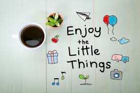 Happiness Is in Small Things